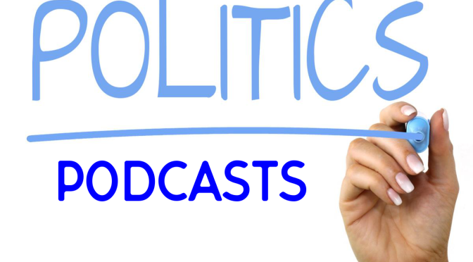 Political Podcasts: Shields & Brooks Discuss Politics In Washington (PBS Newshour)