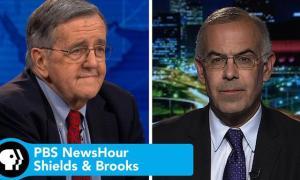 Shields & Brooks PBS Newshour