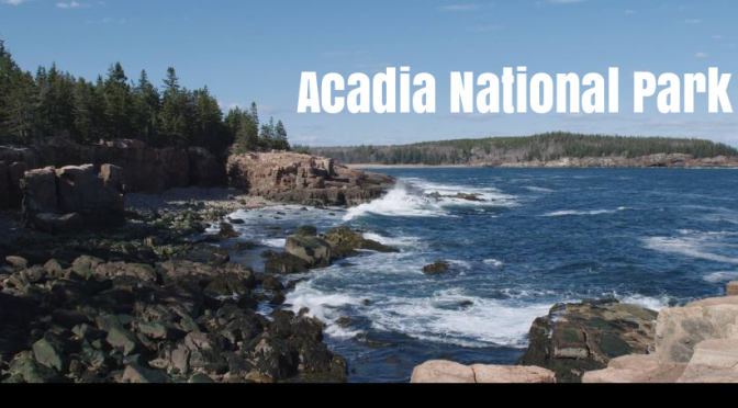 "Top New Travel Videos: ""Acadia National Park"" Directed By Rudy Wilms"