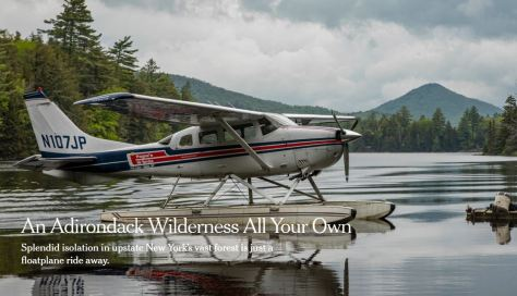 An Adirondack Wilderness All Your Own New York Times July 2019