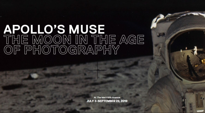 "New Museum Exhibitions: Metropolitan Museum Of Art Features ""The Moon In The Age Of Photography"""