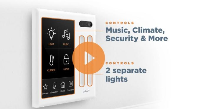 "New Home Technology: ""All-In-One Smart Home Controls"" Are Standard In Many New Homes"