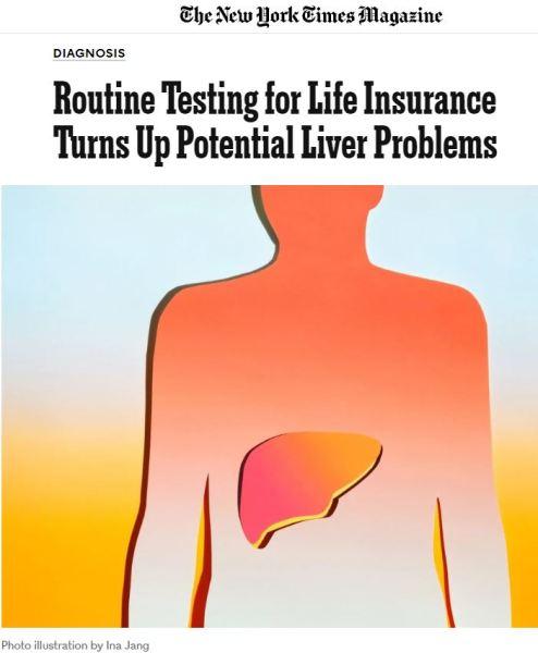Diagnosis Lisa Sanders MD NYT Magazine Liver Problems