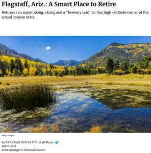 Flagstaff AZ Smart Places to Retire