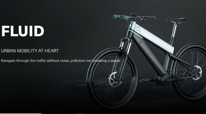 Leisure Technology: The Fuell Fluid Electric Bike Has A Over 120 Mile Range