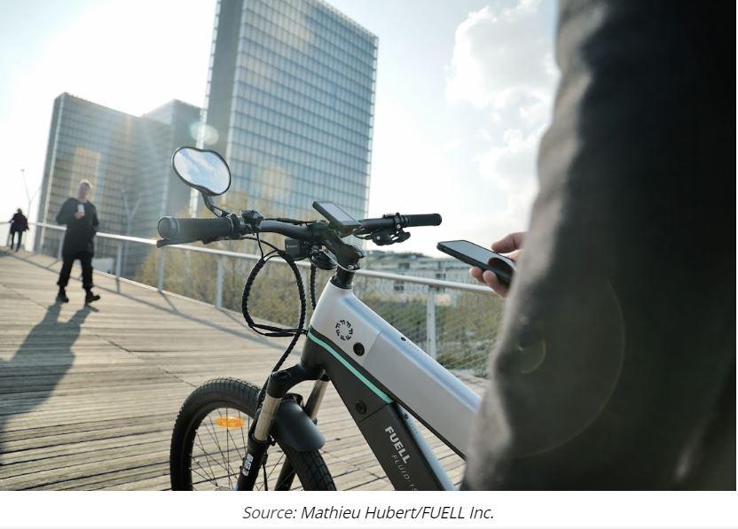 Fluid Electric Bike 2