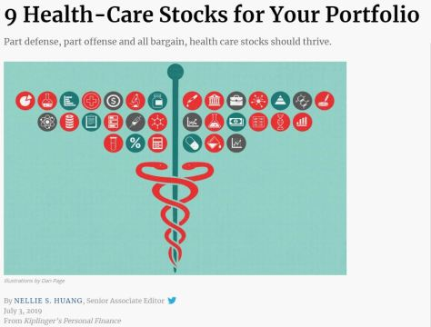 Health Care Stocks for Boomers to Invest in