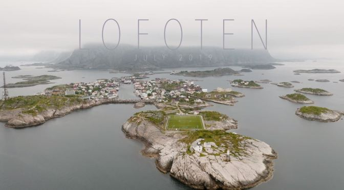 "Top New Travel Videos: ""Lofoten In July 2019"" Directed By Timo Oksanen"
