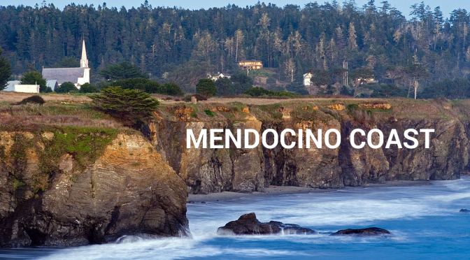Road Trips: Mendocino Coast Offers Wind-Washed Cottages, Wine, Redwoods And Artware