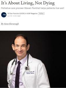 Palliative Medicine UCSF