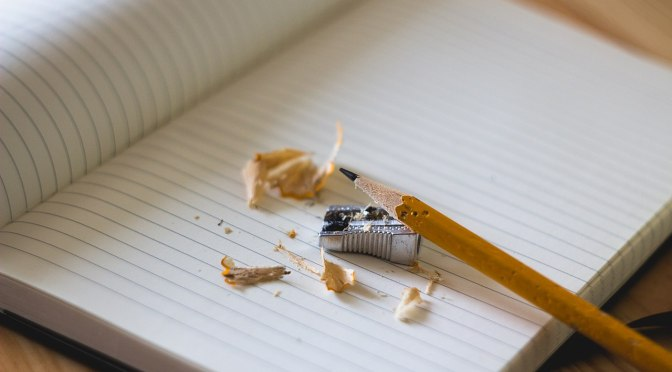 Writer's Nostalgia: Fragile And Suspended Memories Of The Pencil