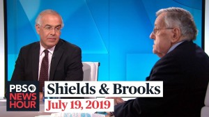 Shields and Brooks July 19 2019