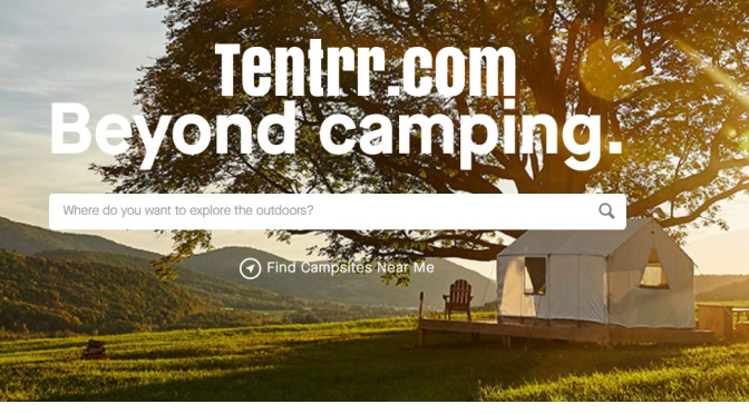"New Camping Websites: ""Tentrr.com"" Provides Fully Equipped Campsites On Private Land Locations"