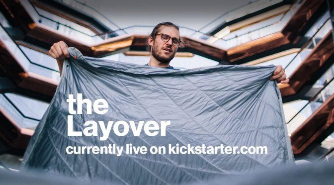 "Top New Travel Products: ""The Layover"" Travel Blanket Is Perfect For Flights, ""Super Packable"""