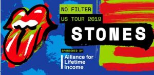 The Rolling Stones No Filter Tour 2019