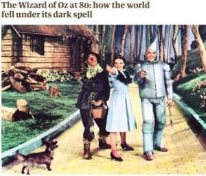 The Wizard of Oz at 80
