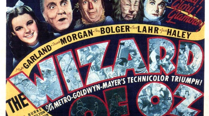 """The Wizard Of Oz"" (1939) May Be The Most Influential Baby Boomer Film Of All-Time"