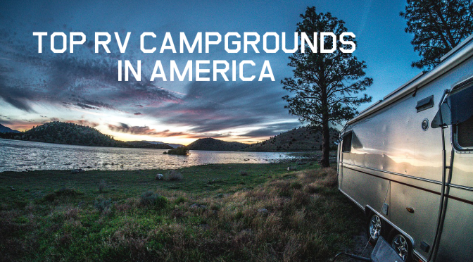"Top RV Campgrounds: Silver Falls State Park In Oregon Is ""A Standout Scenic Treasure"""