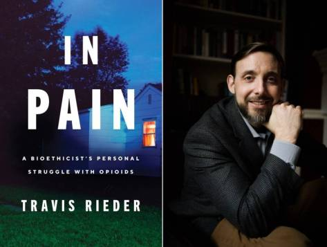 Travis Reider book In Pain Review