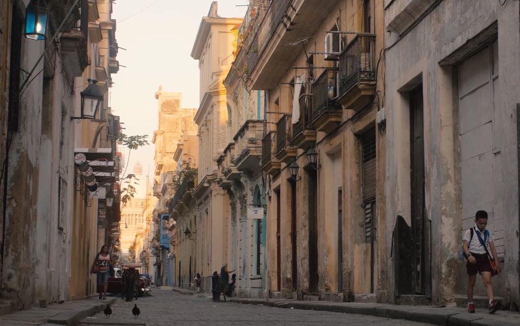 A Day In Havana Travel Film By Julio Palacio (2019)