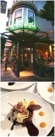 Absinthe Brasserie San Francisco