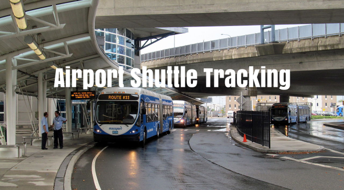 Travel Innovations: Marriott Launches New Airport Shuttle Tracker