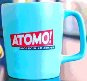 Atomo Coffee website