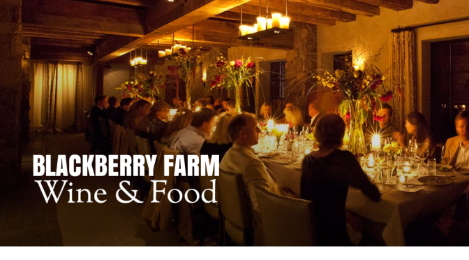 "Top Food Experiences: Farmstead ""Farm-To-Table Restaurant At Blackberry Farm In Walland, TN"