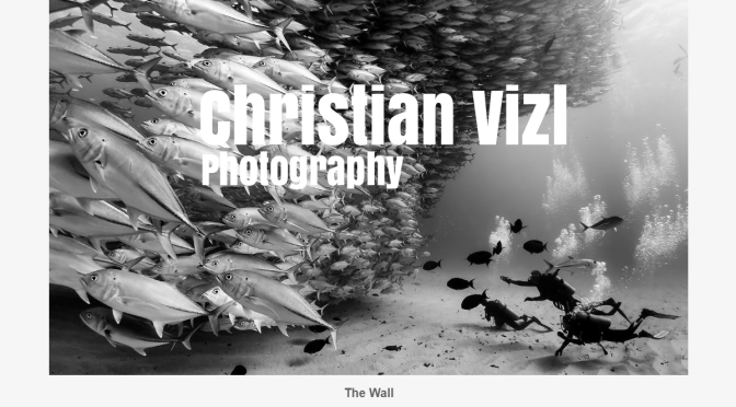 Top Photographers: Christian Vizl Shot The World's Oceans In Black & White For Three Decades