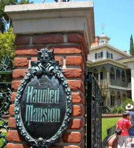 Disneyland Haunted Mansion Turns 50