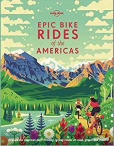 Epic Bike Rides of the Americas Lonely Planet cover