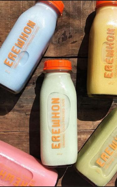 Erewhon Natural Food Stores Products
