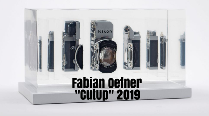 "Creative Artists: Fabian Oefner Slices Vintage Cameras, ""Reassembles Images Into New Compositions"" (2019)"
