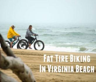 Fat Tire Biking in Virginia Beach