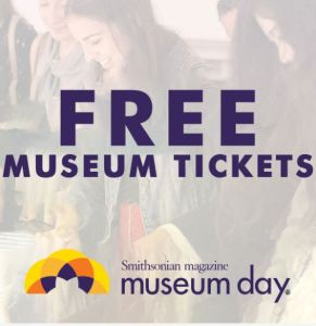 Free Museum Day Sept 21 2019