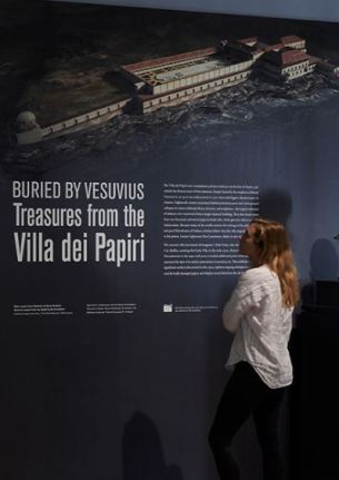 Getty Villa Buried by Vesuvius - Treasures from the Villa dei Papiri