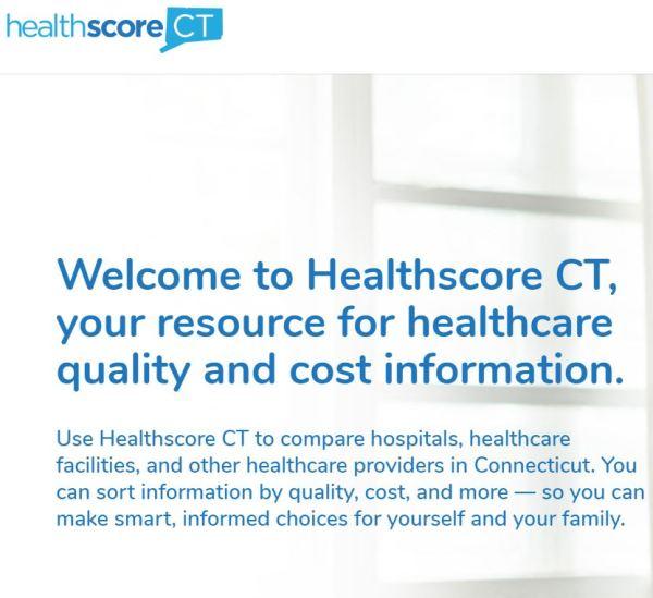 HealthScoreCT Cost Information