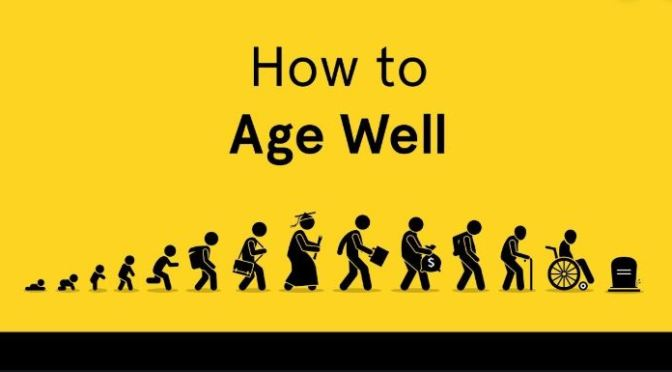 "Aging Well: Harvard Magazine Highlights Six ""Exellent Predictors"" To Flourish In Retired Life"