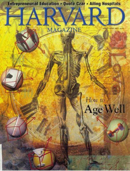 How To Age Well - Harvard Magazine