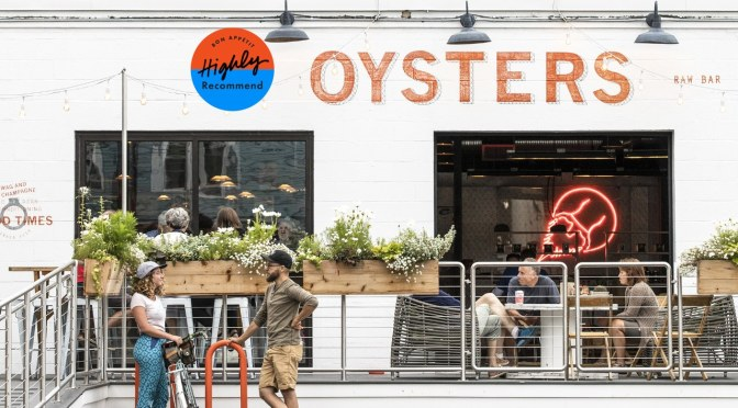 "Top Restaurants In Maine: ""The Shop"" Serves Oysters, Caviar & Tinned Seafood Spreads, Fabulously"