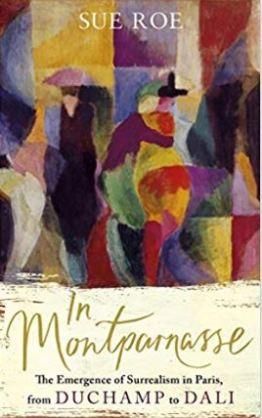 In Montparnasse Sue Roe Cover