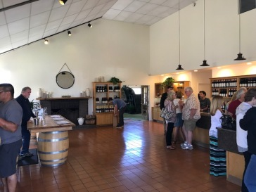 Laetitia Winery Tasting Room August 2019