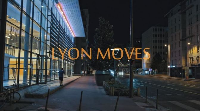 "Top New Travel Videos: ""Lyon Moves"" Directed By Alex Soloviev (2019)"