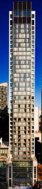 Moxy NYC Chelsea Hotel Full Exterior