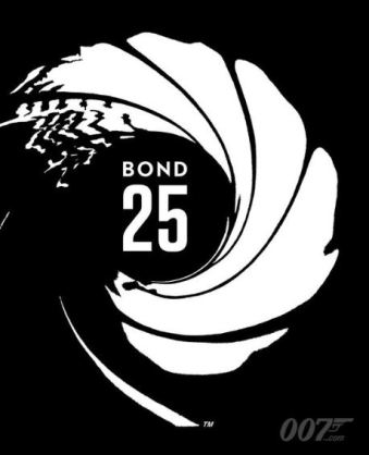 No Time To Die James Bond 007 Movie graphic