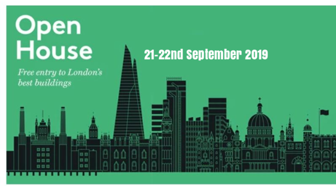 "Top Events In Europe: ""Open House London 2019"", Free Entry To City's Top Buildings On Sept. 21-22"