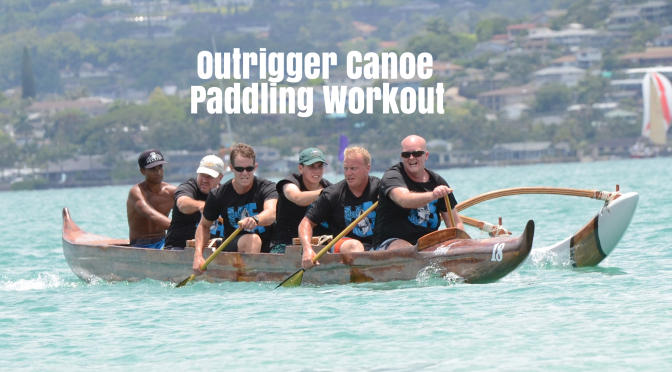 Boomers Fitness: 50-Year Old Man Paddles In An Outrigger Canoe Club To Stay In Competitive Shape