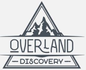 OVERLAND DISCOVERY Logo