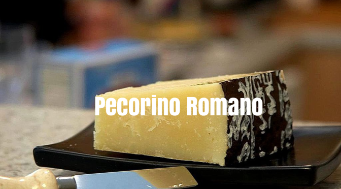 "Culinary Profiles: The History Of Italy's Oldest (And Most Famous) Cheese ""Pecorino Romano"""
