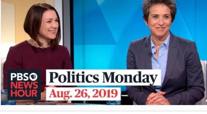 Top Political Podcasts: Tamara Keith And Amy Walter Discuss The Latest News From Washington